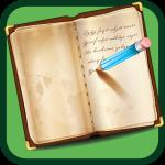 WriteTrack app icon