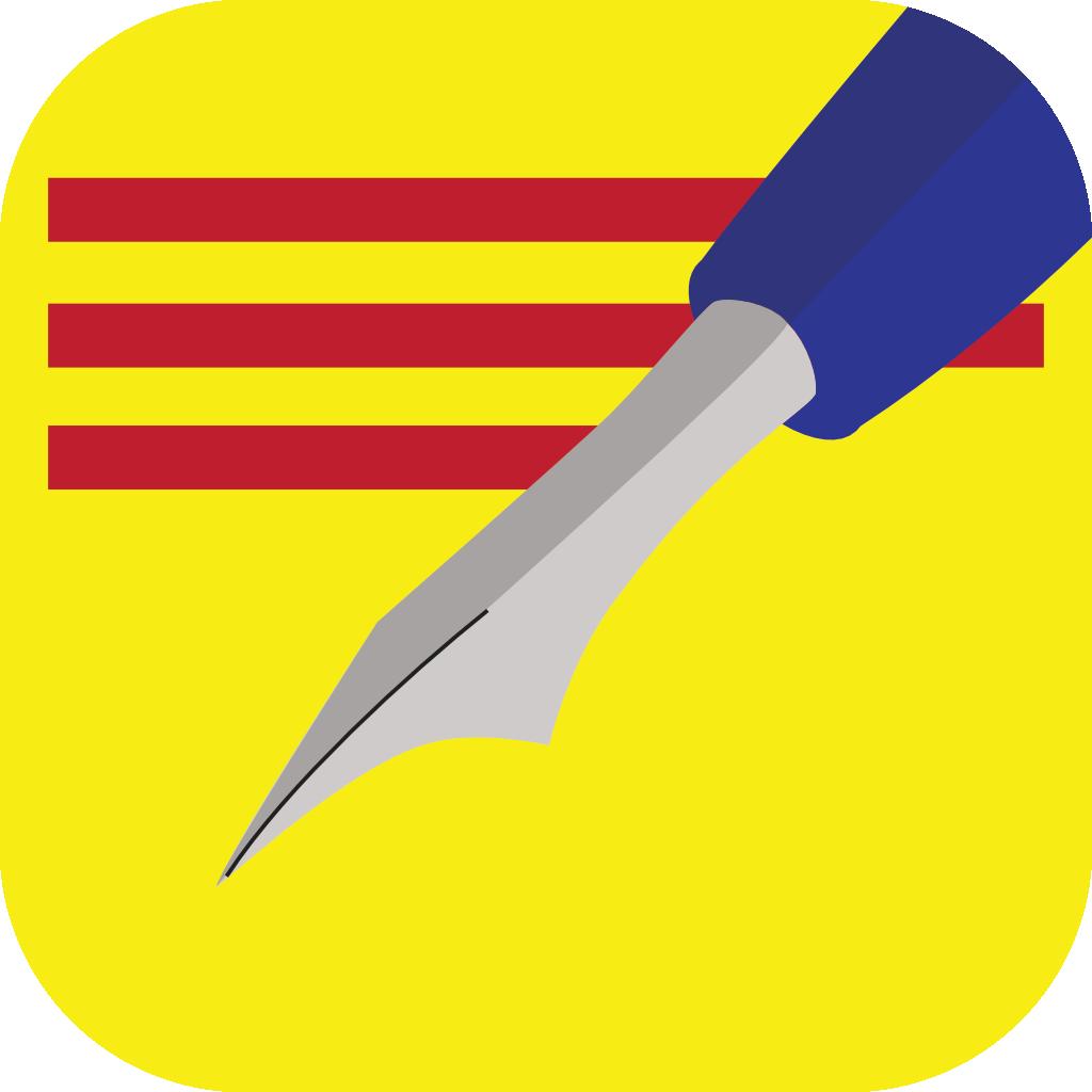WordOne iOS app icon