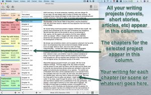 WriteOn macOS app for writing